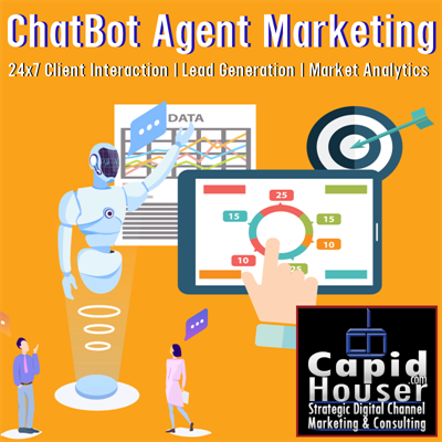 chat bot agent digital marketing