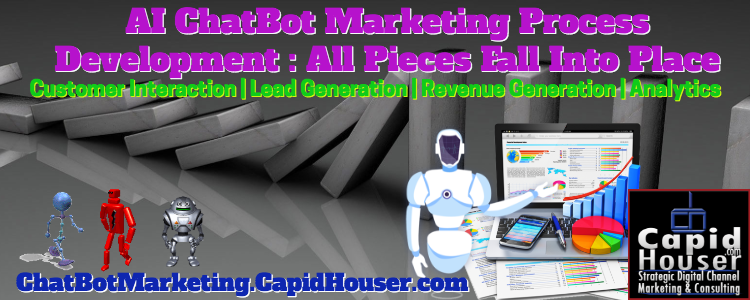 ChatBot Marketing Strategy Pieces